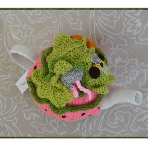 Watermelon Mouse Tea Cosy