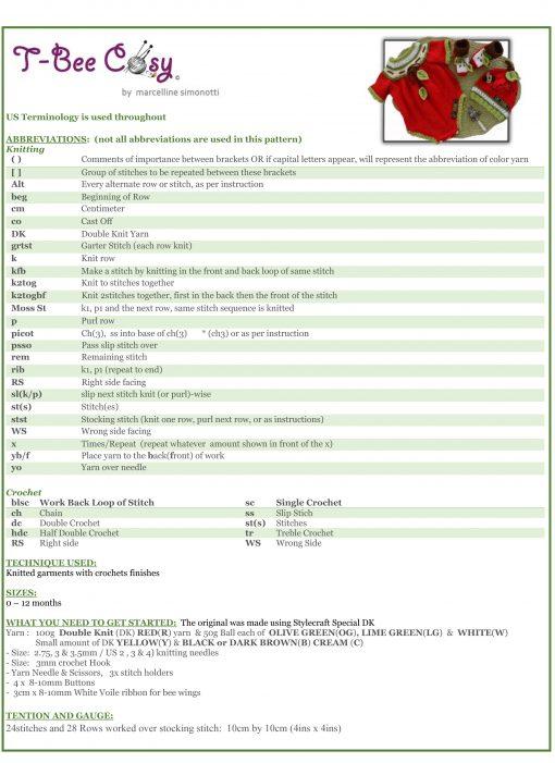 Apple of my Eye info sheet