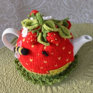 Strawberry Field Tea Cosy