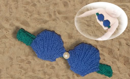 mermaid top for babies