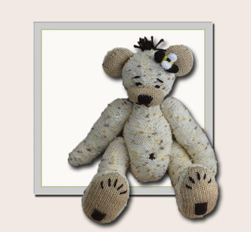 Teddy Marcello knitting pattern