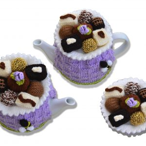 chocolate box tea cozy pattern