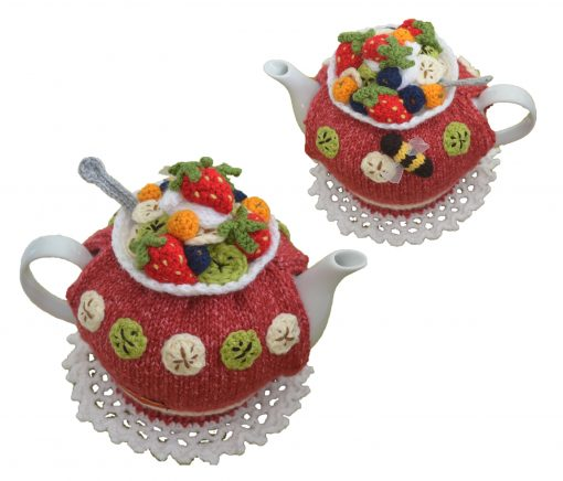 Fruit Salad Tea Cozy Pattern