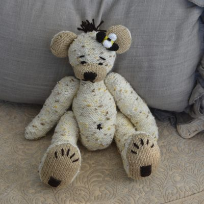 Teddy Marcello knitting pattern