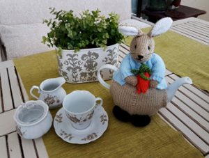 Peter Rabbit Tea Cosy