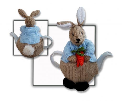 Peter Rabbit Tea Cosy Pattern