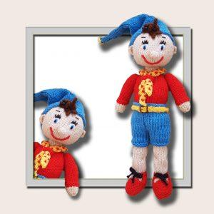 Niddy Noddy Toy