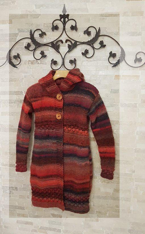 It's Cold Outside Jacket knitting pattern