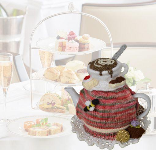 Tea and Biscuits Tea Cosy