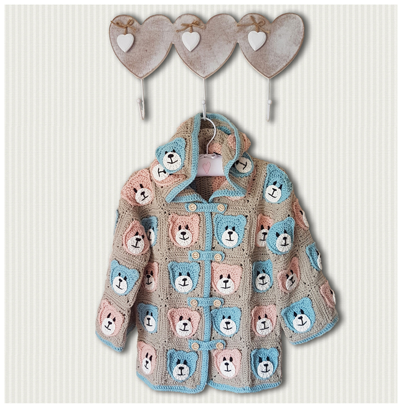 Teddy Bears Picnic Jacket photo