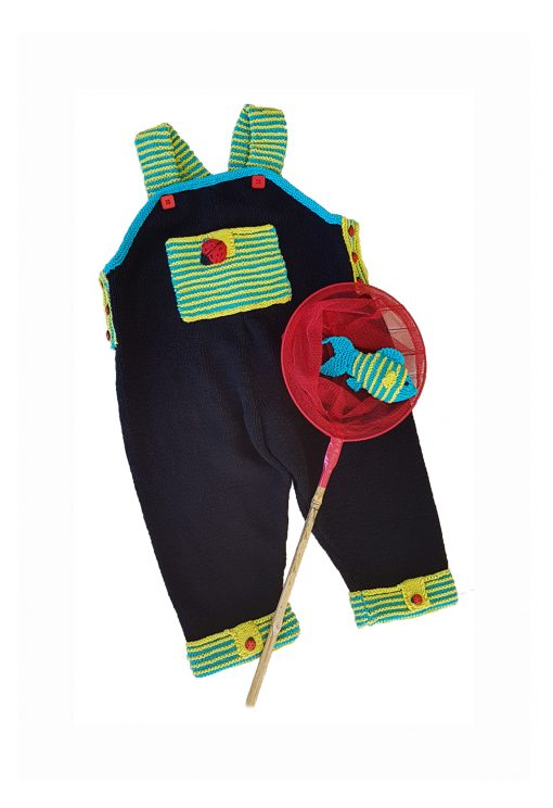 Lets Play Dungaree for 1 to 5 year olds