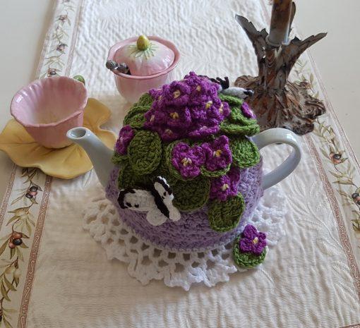 Viola Tea Cosy