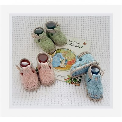 BunnyKids Booties for 0 to 18 months