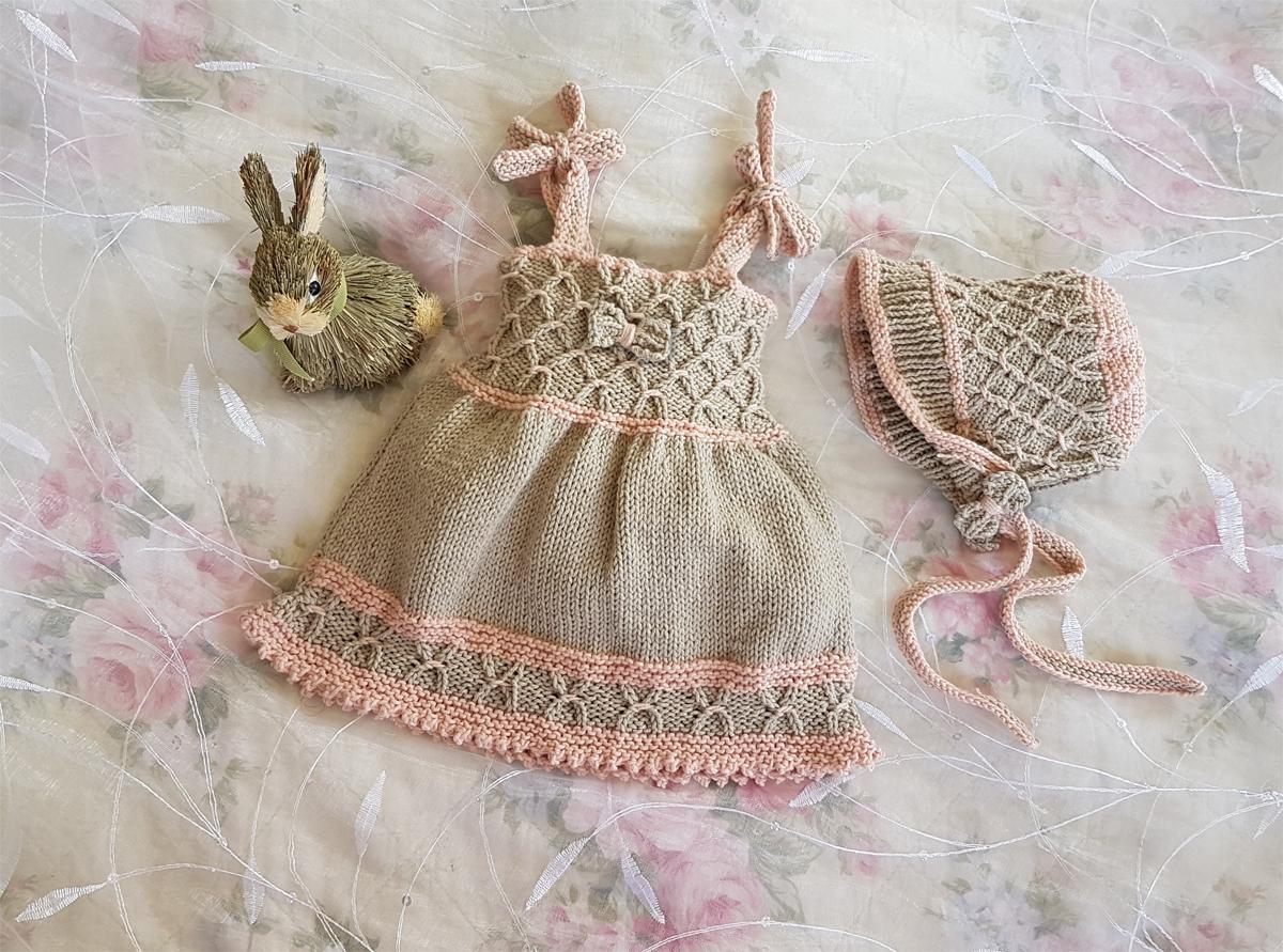 Little Bo Peep Baby Set