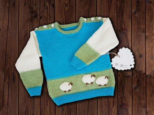 baa baa sweater image