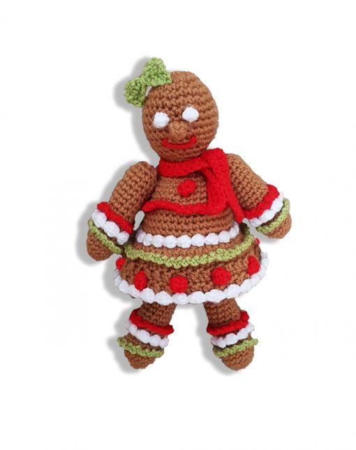 Gingerbread Christmas Girl