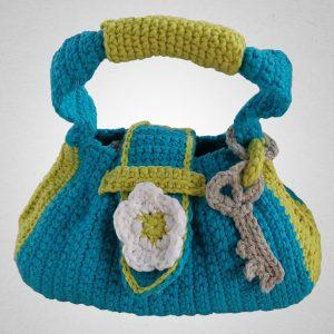 Coquette Crochet Bag – Child Size