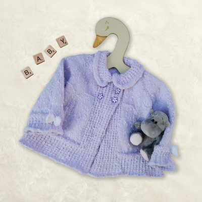 unnykids Knitted Coat