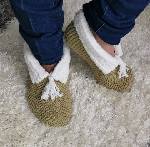 Cosy Beginners Bed Socks