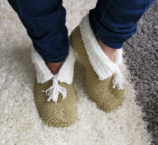 Cosy Beginnners Bed Socks